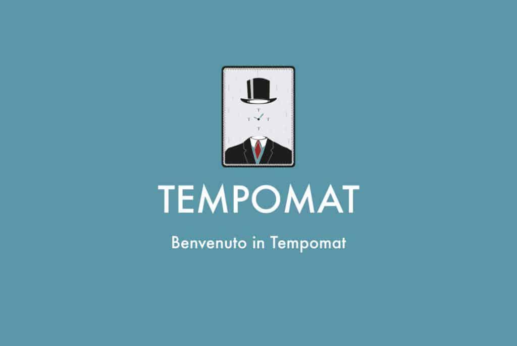 Come creare un account in Tempomat