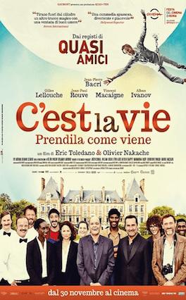 """Il film """"C'est la vie"""", dai creatori di """"Quasi Amici"""""""