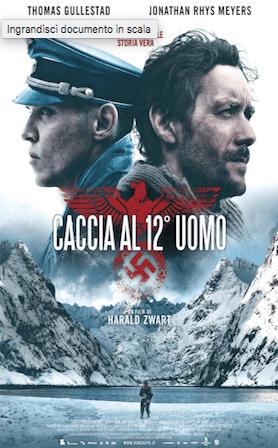 """Il film di Harald Zwart, """"Caccia al 12° uomo"""""""